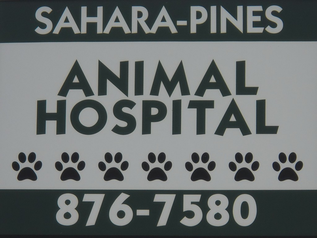 Sahara Pines Animal Hospital Las Vegas, NV 702-876-7580